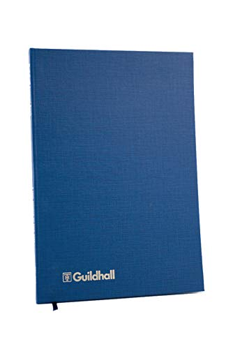 (Guildhall Account Book 31 Series 2/10 Petty Cash Columns 80 Leaf 298x203mm - Ref 31/2/10)