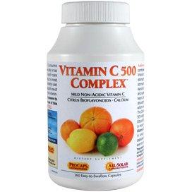 Vitamin C-500 Complex 180 Capsules