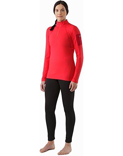 Rolli Funzione Donna Neck Rad Di Zip Shirt Arcteryx outdoor Lt Rho w5XzqXd