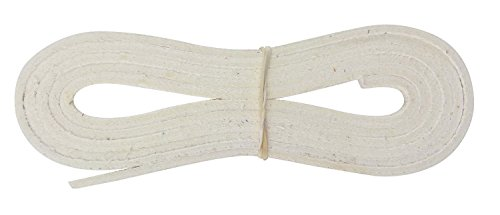 Rawlings Glove Lace 12 PCS 3/16 X 72 White by Rawlings