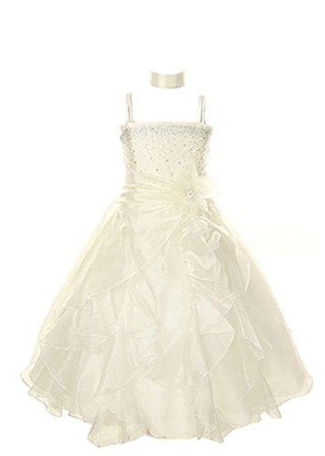 Kleid Linie Queen Weiß Weiß Hot A Damen pqz86wInZ