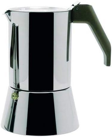 A di Alessi ARS09/6 - Cafetera italiana (6 tazas): Amazon.es: Hogar