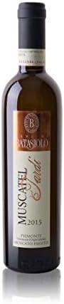 Batasiolo Batasiolo, Piedmont Doc Moscato Passito Muscatel Tardi '2015, 375 Ml, Vino Dulce Blanco Tranquilo Passito - 375 ml