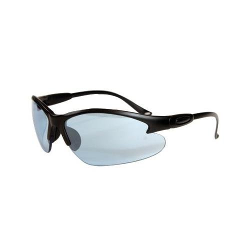 Sting BOLD Series Safety Spectacle With Black Frame And Arctic Blue Lens (12 Per - Spectacles Sting