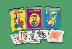 MINI PLAYING CARDS (1 DOZEN) - BULK