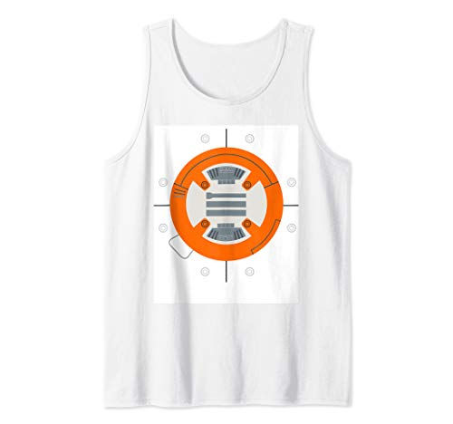 Bb-8 Halloween Costume (Star Wars BB-8 Halloween Costume Tank)