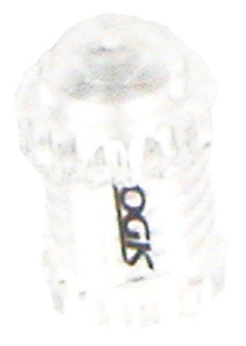 OGK バルブキャップ 英式バルブ用 クリア