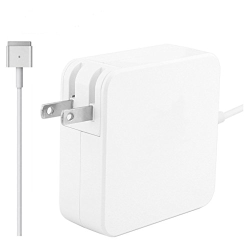 Macbook Pro Charger,KUPPET 85W Macbook Charger with T-Tip,85W charger power adapter for MacBook Pro/Air 13 Inch/15 inch/17inch (Mid 2012 Later Model)