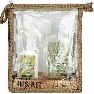 product image for Hempz His Kit Sandalwood & Apple Herbal Body Moisturizer & Shave Gel