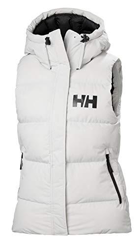 - Helly Hansen Women's Nova Puffy Insulated Vest, Nimbus Cloud, Small