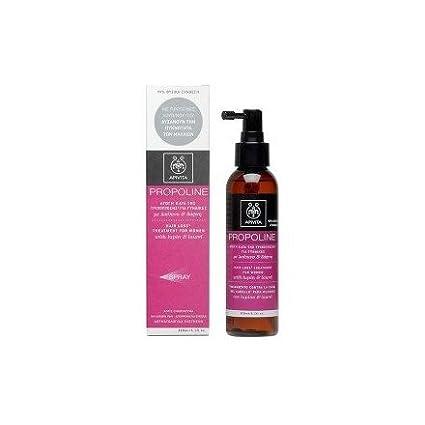 Apivita Spray Tratamiento Anticaída para Mujer con Lupino y Laurel