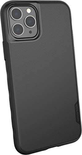 Smartish iPhone 11 Pro Slim Case - Kung Fu Grip [Lightweight + Protective] Thin Cover (Silk) - Black Tie Affair