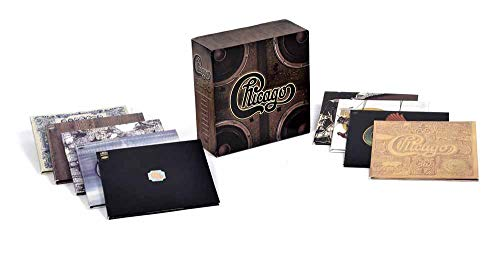 Chicago Quadio Box (9 Disc Blu-Ray Audio) (Best Drum And Bass Set Ever)