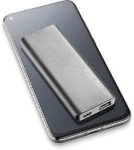 cellularline FreePower Slim 5000 batería Externa Negro Polímero de ...