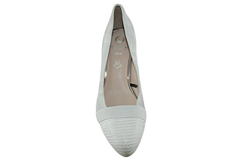Jana 88 22409 28 833 - Zapatos de vestir de Piel para mujer Azul