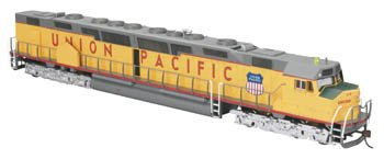 Bachmann Trains EMD DD40AX Centennial DCC Equipped Diesel Locomotive Union Pacific (Union Pacific Locomotive)
