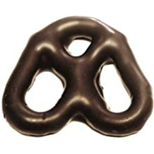 Diabeticfriendly Sugar Free MILK Chocolate Covered Pretzels, 3 rings & pieces, 14 oz bag