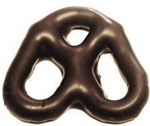 Diabeticfriendly Sugar Free MILK Chocolate Covered Pretzels, 3 rings & pieces, 14 oz bag