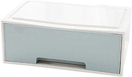 Büro Kunststoff Desktop Aufbewahrungsbox Schubladen Organizer, A-6