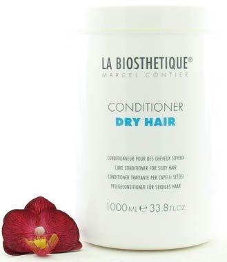 La Biosthetique Conditioner Dry Hair - Care Conditioner for Silky Hair 1000ml/33.8oz (Salon Size) by La Biosthetique