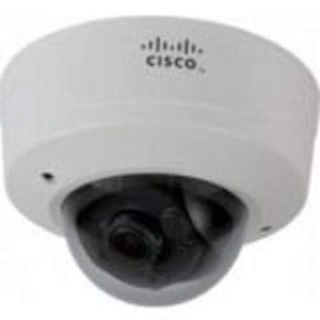 - Cisco CIVS-6KA-FLSHD-S Cisco Indoor Flush Dome - Camera Dome - Indoor - Smoke - for Cisco Video Surveillance 3520 IP Camera