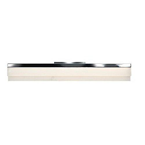 Access Lighting 62245LED-CH/ACR Linear LED 30-Inch Width Vanity with Acrylic Lens, Chrome