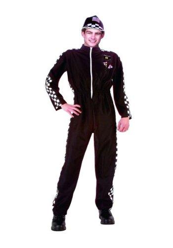 RG Costumes Speedster Costume, Plus Size (Plus Size Speedster Costume)