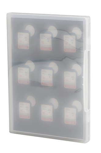 tore for SD Memory Cards (Clear) ()