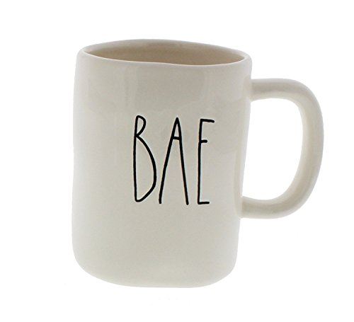 Bae mug by Rae Dunn