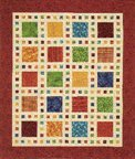Slide Show Quilt Pattern By Atkinson Designs LHC93-2618