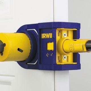 American Tool 17104 Bi-Metal Door Lock Installation Kit by Irwin Tools by Irwin Tools (Image #2)