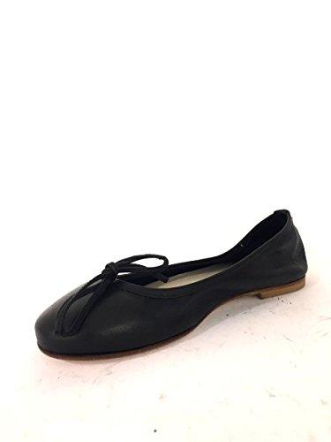 Shoes Negro De Mujer Zeta Para Bailarinas Piel w0qddv1