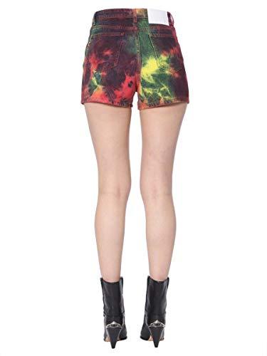 Cotone Donna Multicolor 2642mdb142l19549303 Shorts Msgm tOqwUPxT1