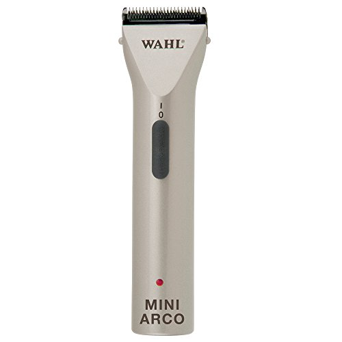 Pet Professional Grooming (Wahl Professional Animal MiniArco Corded / Cordless Pet Trimmer (#8787-450A))