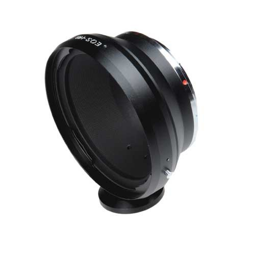 Fotodiox Pro Lens Mount Adapter - Hasselblad V-Mount SLR Lenses to Canon EOS (EF, EF-S) Mount SLR Camera Body by Fotodiox