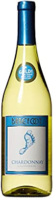 Barefoot Cellars California Chardonnay Wine 750mL by Barefoot Wine & Bubbly