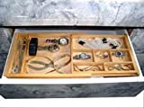 Axis 142 Natural Wood Jewelry Drawer Organizer