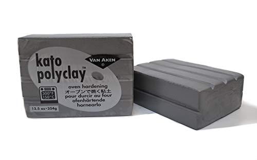Van Aken International VA12590 Kato Polyclay Metallic, -