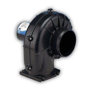 Jabsco 35760-0092 Flange mount CE 250 CFM Blower, 4