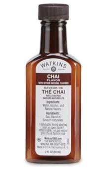 Flavor Chai - Watkins Chai Flavor, 2 Ounces