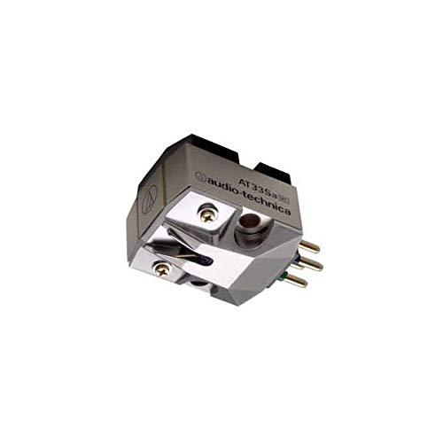 Audio-Technica オーディオテクニカ MC型(デュアルムービングコイル)ステレオカートリッジ AT33Sa AV デジモノ AV 音響機器 その他のAV 音響機器 14067381 [並行輸入品] B07K363NNT