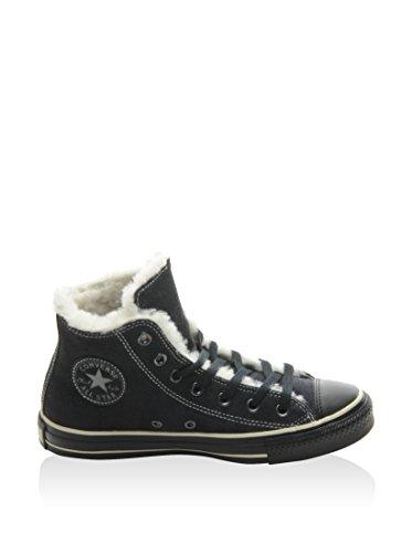 Converse Chuck Taylor All Star Hi, Rabbit, sneakers, femme, nubuck, bleu, 37