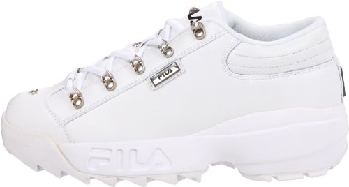 Buy Fila Men's Strada Sneaker, White