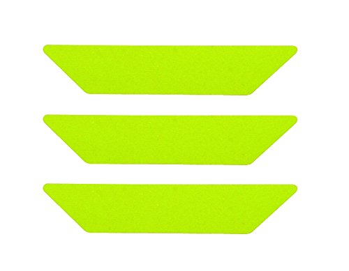 Reflective Stripe 175 CPL 3-Piece Around Brim One Size Bullard R540 Lime-Yellow