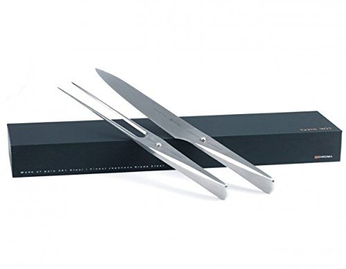 Chroma Type 301 Carving Set P517 by Chroma