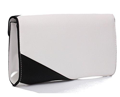 pour Swankyswans Blanc Pochette Pochette pour femme femme Swankyswans EqwFx4