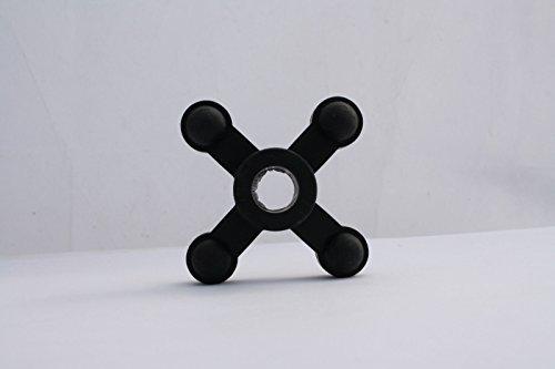 (60X Custom Strings Bowjax Black Big Jax Cable Guard Guide Rod Dampener BigJax )