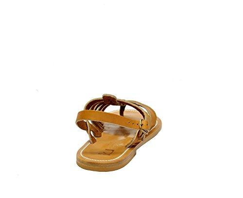 K JACQUES Sandalo homere Naturale
