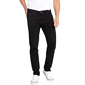 Men's Skinny Slim Fit Stretch Comfy Fashion Denim Jeans Pants