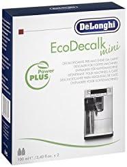 7 x Delonghi EcoDecalk ontkalker Mini (á 2 x 100 ml)
